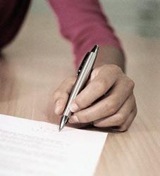 Почеркознавча експертиза Проведення криміналістичної почеркознавчої експертизи документів